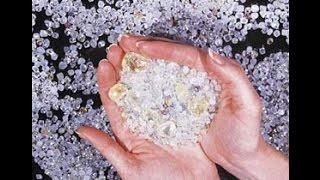 видео Добыча алмазов в Якутии - презентация к уроку Географии