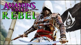 NEUES ASSASSIN'S CREED RELEASE MORGEN - Wir spielen es heute: Assassin's Creed The Rebel Collection