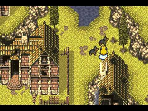 Final Fantasy VI Advance part 56 Trip to Mobliz