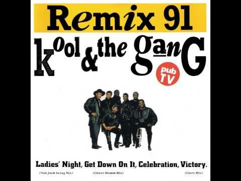 Kool & The Gang - Celebration (Remix 91)