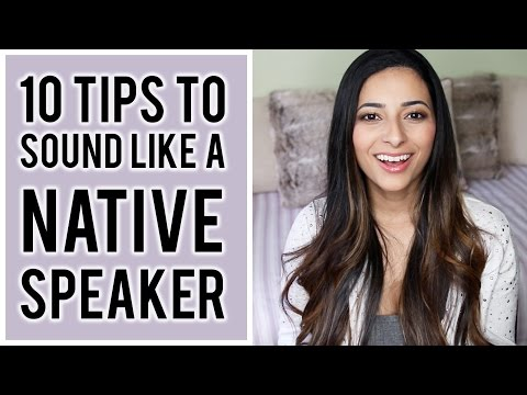 HOW I GOT A BRITISH ACCENT + TOP 10 TIPS TO SOUND LIKE A NATIVE ENGLISH SPEAKER | Ysis Lorenna