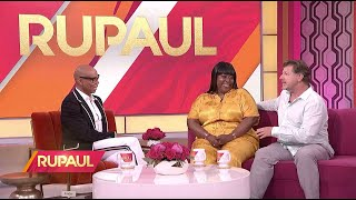 RuPaul' Episode Five with Loni Love and James Welsh