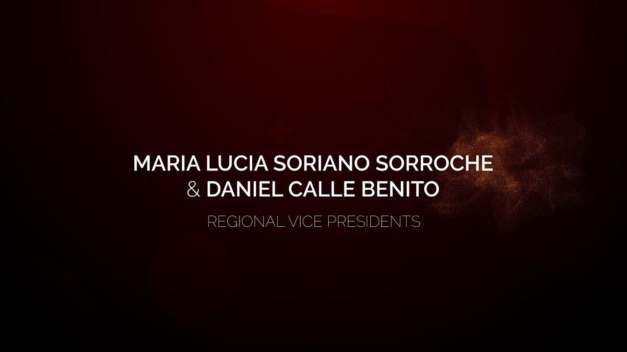 Maria Lucia Soriano Sorroche & Daniel Calle Benito - Promoción RVP 2021