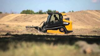 JCB Skid Steer Dozer Blade Attachment