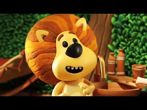 Raa Raa The Noisy Lion | 1 HOUR COMPILATION | English Full Episodes | Cartoon For Kids🦁