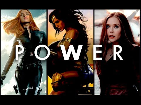 P O W E R ~ LITTLE MIX ~ Wonder Woman ~ Black Widow ~ Scarlet Witch