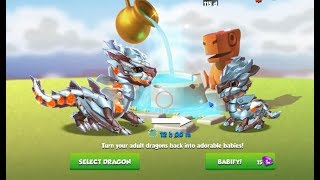 How to Babify or Adultify Dragons - Dragon Mania Legends