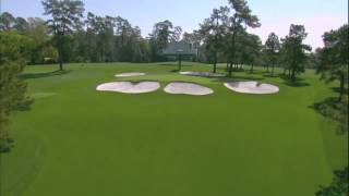Augusta National Golf Club Flyover