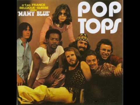 Los Pop Tops - Mamy Blue