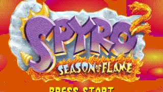 [TAS] GBA Spyro 2: Season of Flame - Any% (Unoptimised)