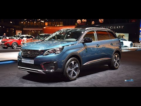 Xe 5008 mới Peugeot 2017 phiên bản 7 chỗ ( Hotline: 0969 693 633)