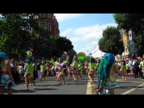 Carnaval de Londres 2013 - Partie 2