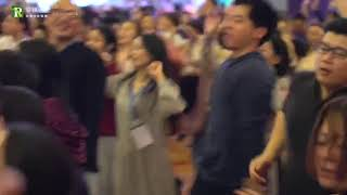 Body Wisdom Conference Guangzhou China with Jo Hardy