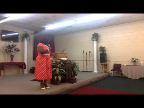 Apostle Sharon D Edwards April 24 2016