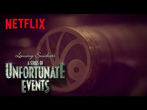 A Series of Unfortunate Events | Theme Song | Netflix [HD]