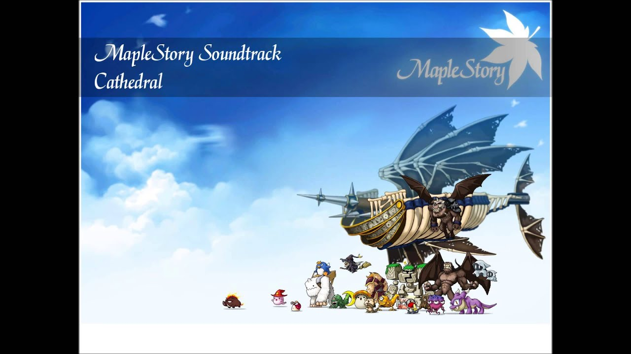 MapleStory BGM: Cathedral