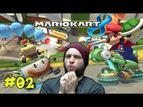 Toad Is Officially On The Blacklist Forever! - Mario Kart 8 - Gameplay [#02]