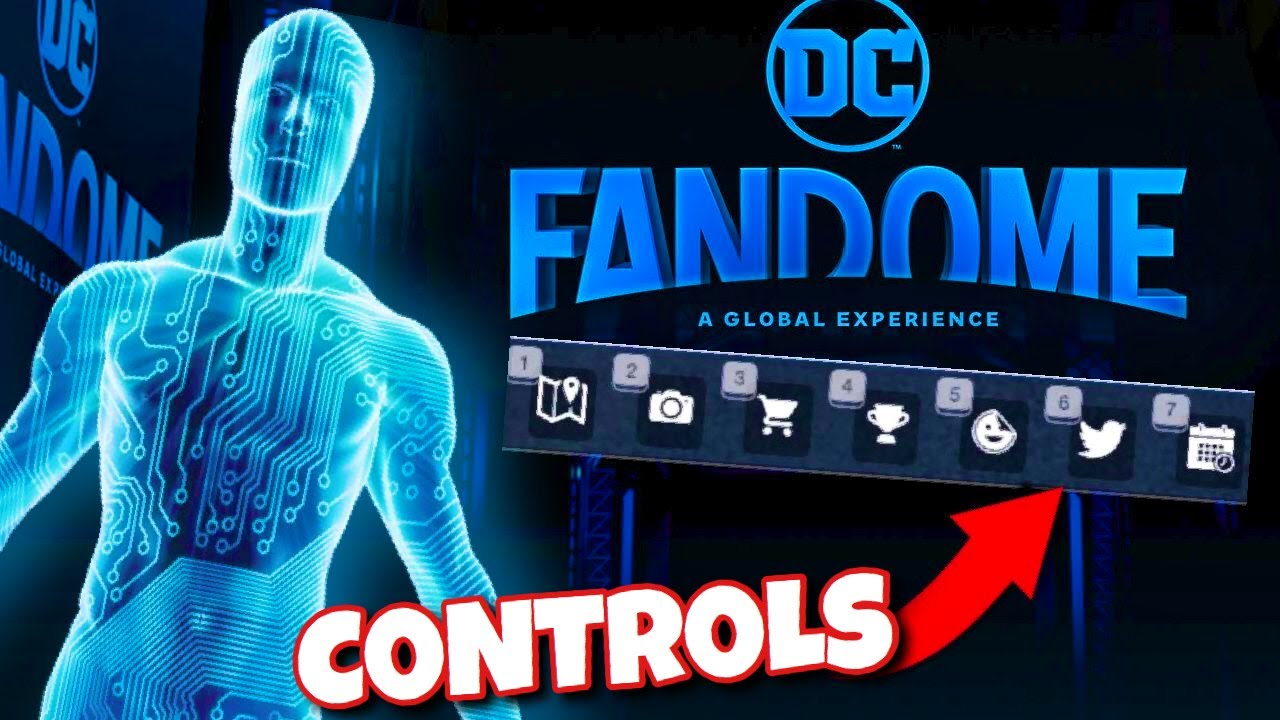 DC FanDome: How to watch the panels without registering