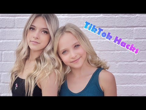 trying-tiktok-hacks-with-coco-quinn