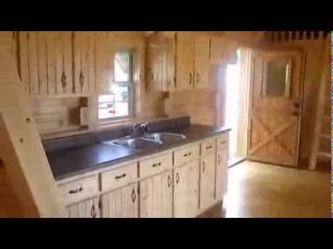 Cumberland 14x40 model 2 br 1 ba youtube for 20 x 40 cabin