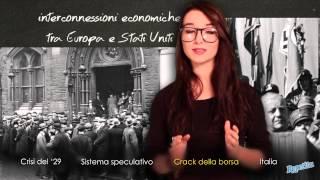 Storia - Il Novecento - La grande crisi del 1929 parte 2 - Repetita