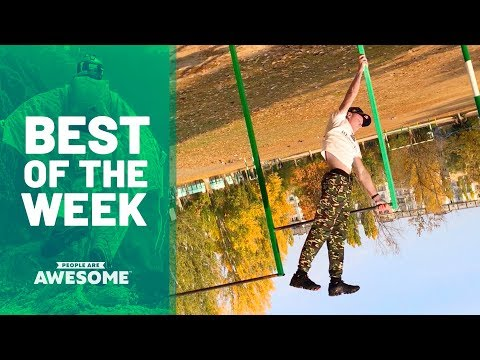 Best of the Week: Calisthenics, Fire Rope Jumping & More | People Are Awesome