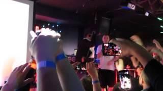 Выступление Guf а в ночном клубе Lily г Ставрополь 20 02 2015 часть 1