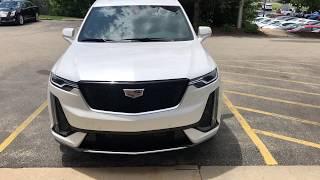 2020 Cadillac XT6 Sport AWD - Boucher Cadillac of Waukesha (Stock #20AP0001)