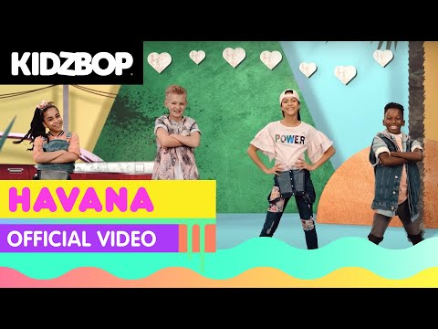 KIDZ BOP Kids - Havana (Official Music Video) [KIDZ BOP Summer '18]