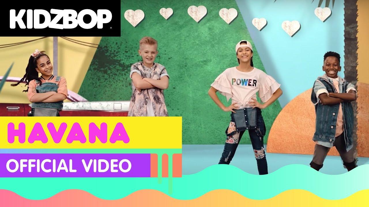 Download KIDZ BOP Kids - Havana (Official Music Video) [KIDZ BOP Summer '18]