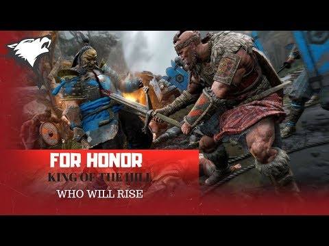 [FOR HONOR] King Of The Hill || Custom Game Modes