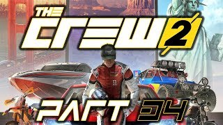 """The Crew 2 - Let's Play - Part 34 - """"Rally Cross Round 1"""" 