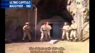 Último capítulo: Macgyver (1992)
