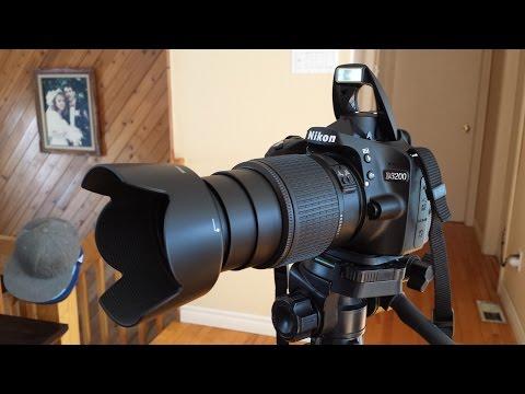 Nikon D3200 Bundle Unboxing! (Nikkor 18-55mm + Nikkor 55-200mm + Nikon Case)