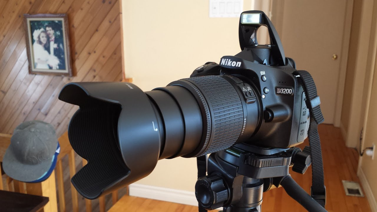 Nikon d3200 kit инструкция