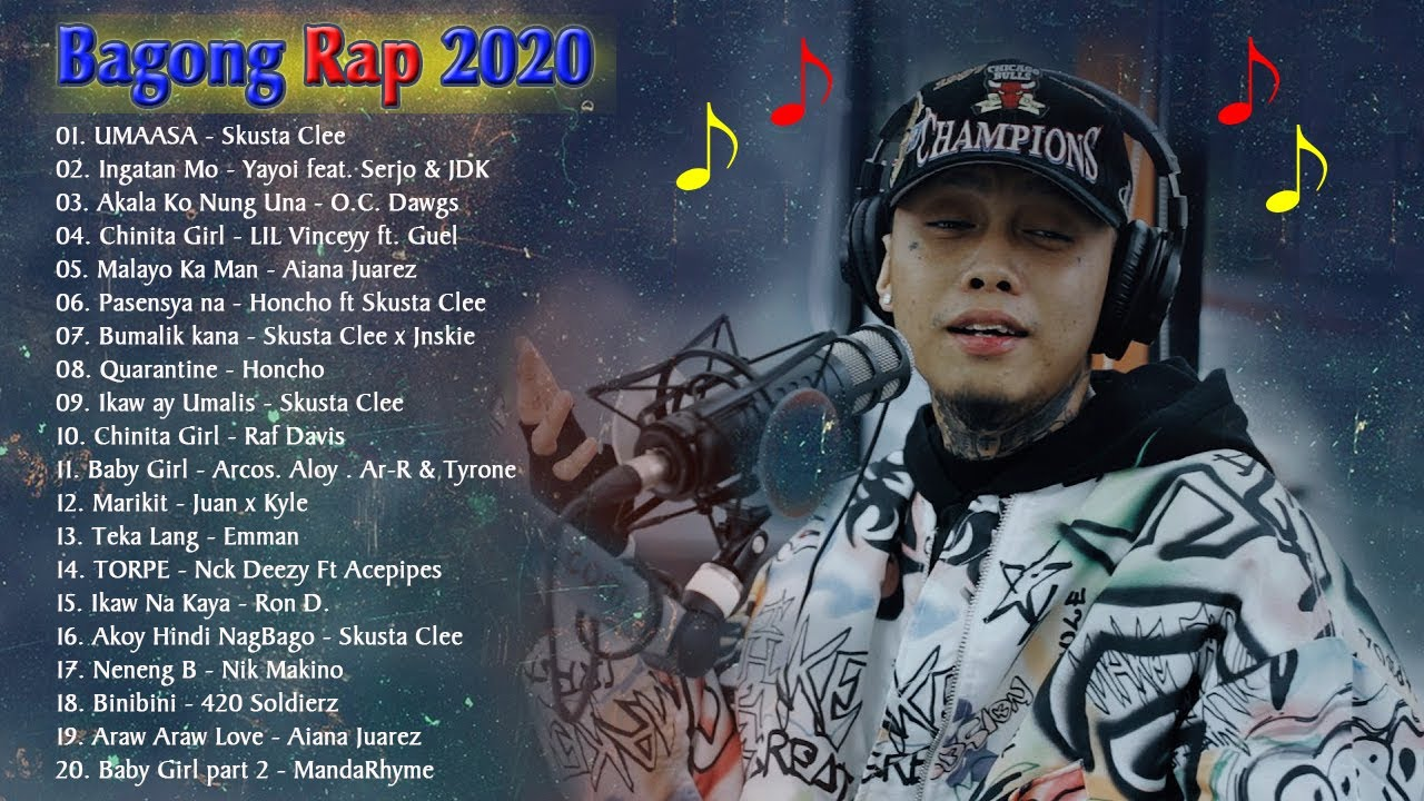 Bagong Trending OPM Rap Ibig Kanta 2020 Playlist - Bosx1ne, Skusta Clee, 420 Soldierz , Matthaios