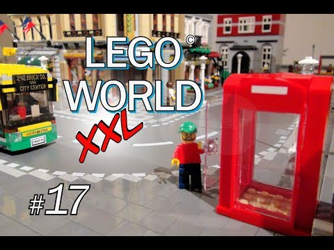 LEGO WORLD XXL (Teil 17) - Brick Avenue [3] & FAQ
