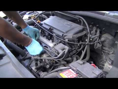 VW Golf 1.4 16V Engine Oil and Filter Change AHW
