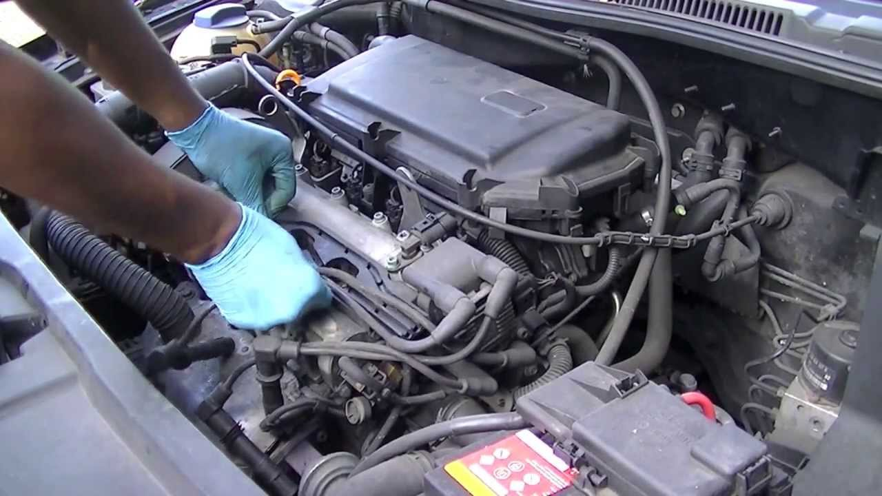 110 Cc Wiring Diagram Vw Golf 1 4 16v Engine Oil And Filter Change Ahw Youtube