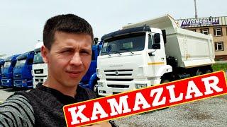 YUK MASHINALAR KAMAZLAR NARXLARI KAMAZ AVTOMABIL SALONI
