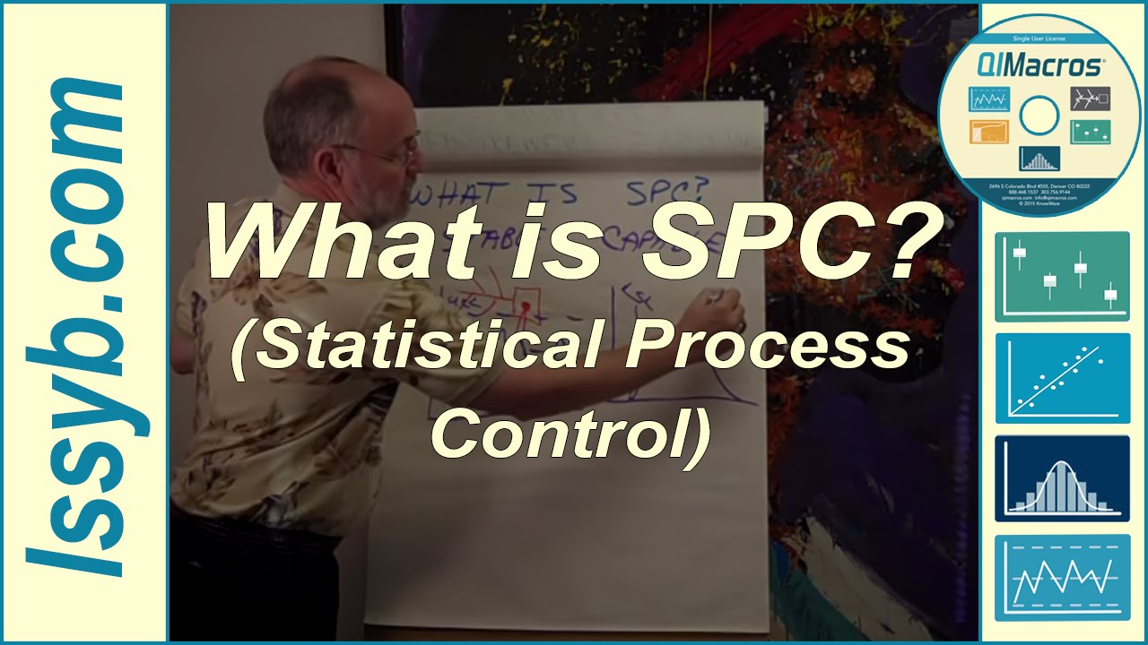 What is SPC (Statistical Process Control)?