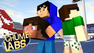 Minecraft: CONFUSÃO NO AEROPORTO! (Chume Labs 2 #27)
