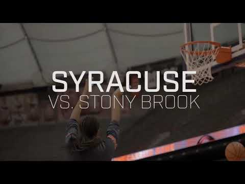 Visual Recap | Syracuse vs. Stony Brook
