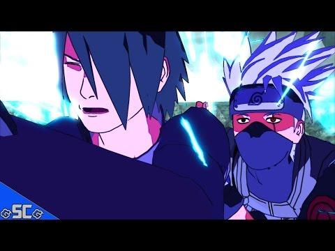 Copy Ninja KAKASHI Of The Sharingan | NARUTO Shippuden Ultimate Ninja STORM 4 MOD Showcase【4K 60FPS】
