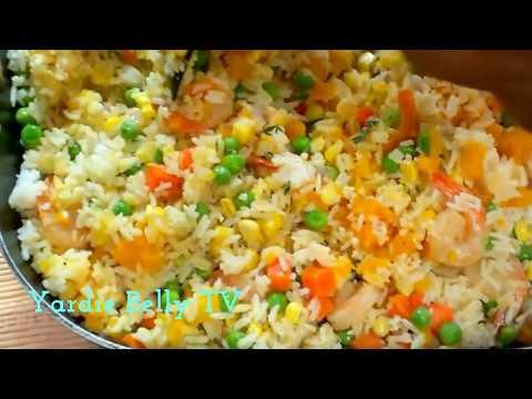 Jamaican Seasoned Rice