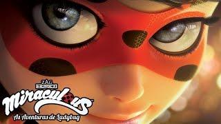 MIRACULOUS | 🐞 COMPILAÇÃO 🐞 | As Aventuras de Ladybug | episódios oficial