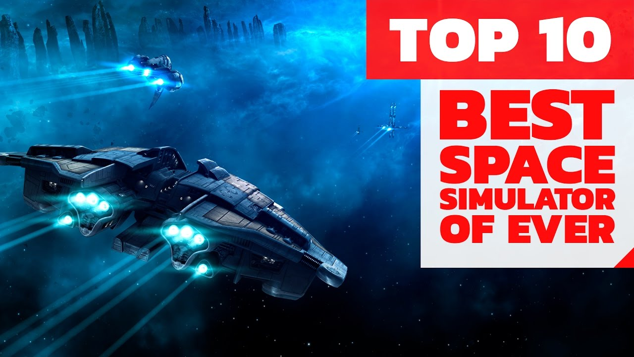 TOP 10 Space Simulator of ever - YouTube