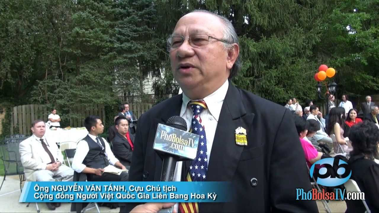 Phỏng vấn ông Nguyễn Văn Tánh, cựu chủ tịch CĐNVQG Liên Bang Hoa Kỳ - YouTube
