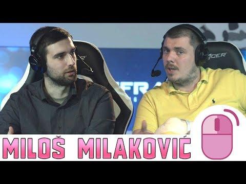 DESNI KLIK Miloš Milaković DNEVNJAK - Veliki sam pesimista i mislim da nam nema pomoći. PRVI DEO