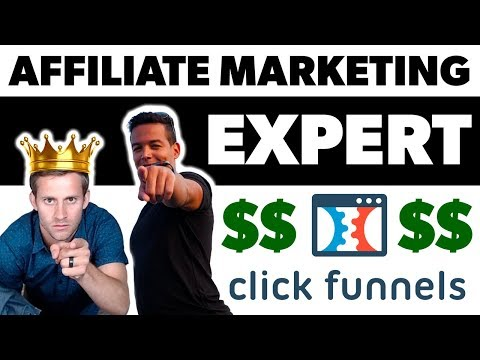 How to make money with CLICKFUNNELS in 2019? - Affiliate Marketing with Spencer Mecham
